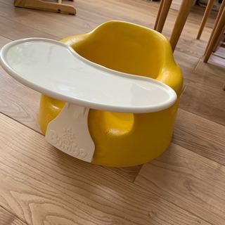 バンボ☆黄色 テーブル付き
