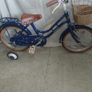 美品 ブリジストンの自転車 HACCHI 16インチ