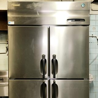 【ホシザキ】業務用冷凍庫<HF-120S3-ML>
