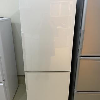 冷蔵庫 SHARP シャープ SJ-PD27B-W 2016年製...