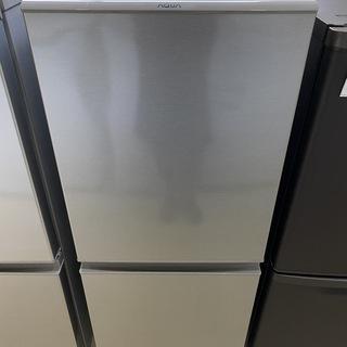 冷蔵庫 AQUA アクア AQR-13G(S) 2018年製 2...