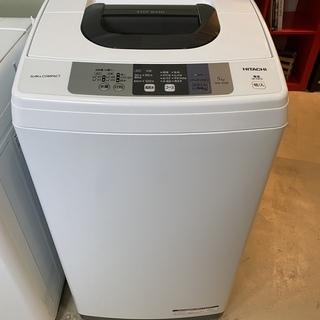 洗濯機 日立 HITACHI NW-50B 2017年製 5.0...