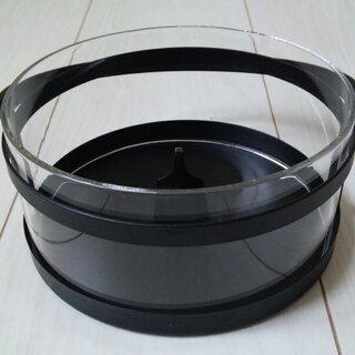 蚊取り線香入れ ◆ ガラス製蚊遣り◆ 蚊取り線香ホルダー