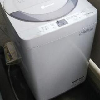 2013年製 シャープ 洗濯機 ES -GE55N Agイオンコート