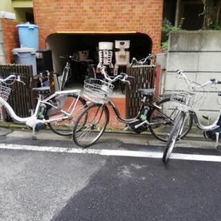 🔴🌈自転車で通勤🌕看護士さん🔵応援割引🔴1人乗り電動自転車、5台...