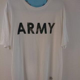 【取引決定】⑤ ビームス Beams Tシャツ サイズL