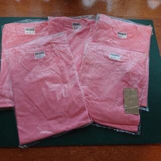 Tシャツ、まとめて5枚、男女兼用値下げ中