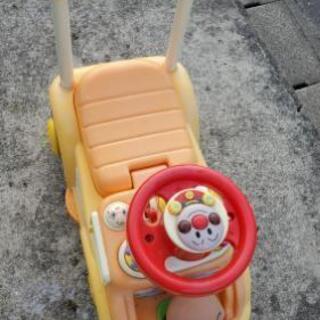 アンパンマン 幼児車