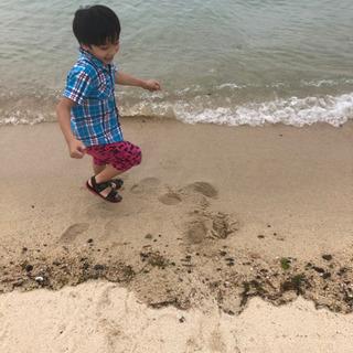 浅海で遊ぼう★シェアエコミュニティスペース物々交換所