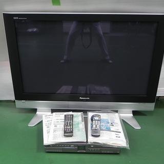 Panasonic プラズマTH-42PX50&SHARP DV...