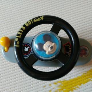 ミッキーマウス はじめての英語 おでかけサウンドハンドル