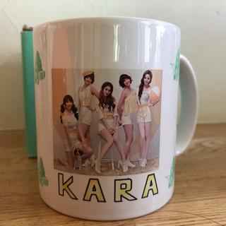 KARA  新品箱入り マグカップ