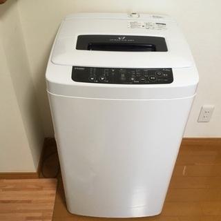 決まりましたので受付終了します。(鉾田市)2015年製洗濯機 4...