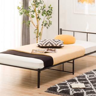 【値下げ交渉可】マットレスセット シングルベッド