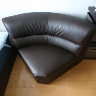ソファーのコーナー部分