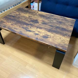ニトリ こたつテーブル