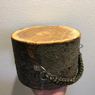 薪割り台 ケヤキ 楢