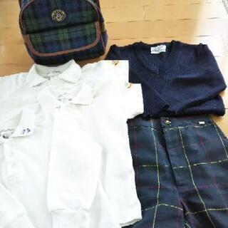 (佐倉市)臼井たんぽぽ幼稚園  制服&リュックセット