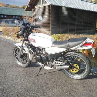 RZ250 1980 2サイクル 白色赤ラインです。下取りもO....