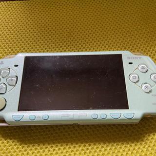 PSP本体 ソフト1本付き