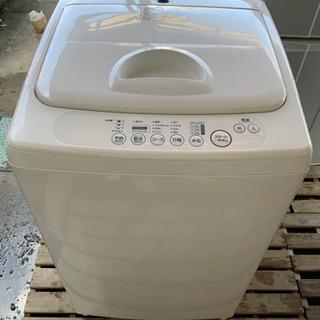 無印良品 洗濯機 2008年 4.2キロ 中古^_^