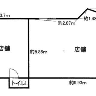 大家直!!地域最安値!! 滋賀県長浜市 テナント 事務所 倉庫 ...
