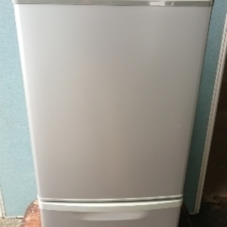 2010年製 パナソニック/Panasonic 2ドア 冷蔵庫 ...