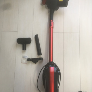 取引中 コード式 ハンディタイプ 掃除機