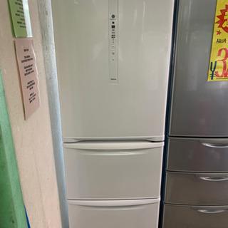 Panasonic ノンフロン冷凍冷蔵庫 NR-C37HC-W ...