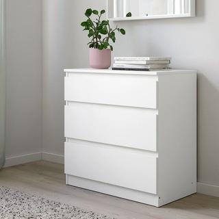 IKEA引き出し収納家具 x2 美品