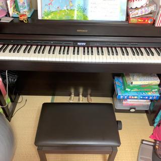 お値下げ!Roland 2016年製ローランド電子ピアノ HP6...