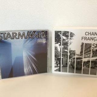 フランス楽曲集CD、サイバーパンクロックオペラCD