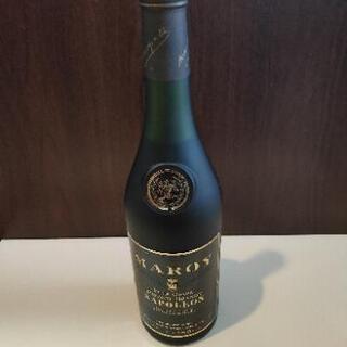 洋酒 ブランデー  MAROY  ナポレオン