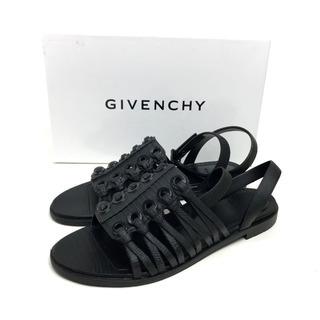 【未使用】GIVENCHY ジバンシィ 靴  シューズ ペタンコ...