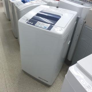 洗濯機 7.0Kg 2016年製 日立 NW-R702 白い約束...