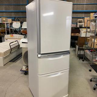 売れ筋3ドア!2019年製美品です!三菱 ノンフロン冷凍冷蔵庫 ...