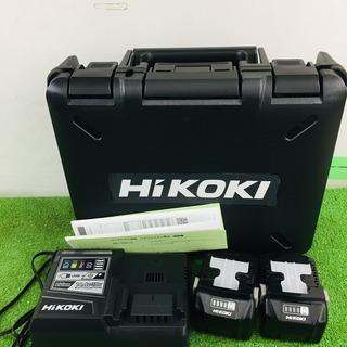 HiKOKI WH36DA インパクトドライバー【リライズ野田愛宕店】【店頭取引限定】【未使用】【管理番号:2400010105425】 - 売ります・あげます