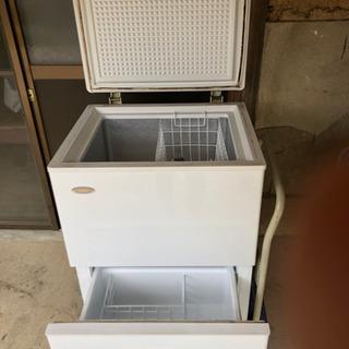 ハイアル 冷凍庫 冷凍ストッカー 107L