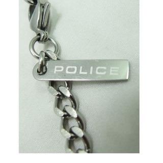 新品 POLICEのネックレス − 千葉県
