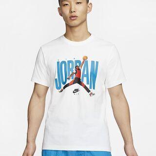 ナイキ エアジョーダン Tシャツ ジャンプマン NIKE AIR...