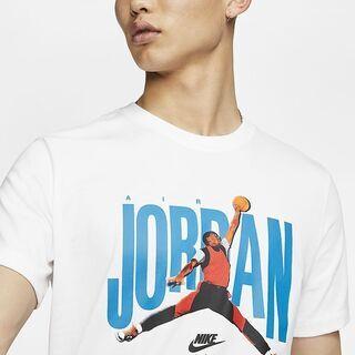 ナイキ エアジョーダン Tシャツ Lサイズ ジャンプマン NBA...