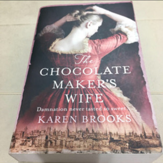 英語小説 The Chocolate Maker's Wife
