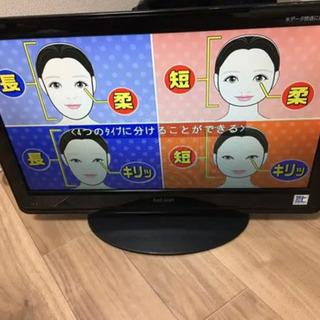 テレビ 19型(9日の夕方まで!)