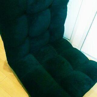 【商談中】ふかふか☆リクライニング座椅子☆の画像
