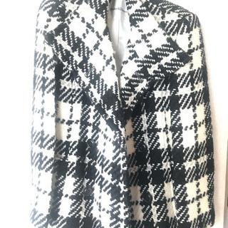 ジャケット型コート