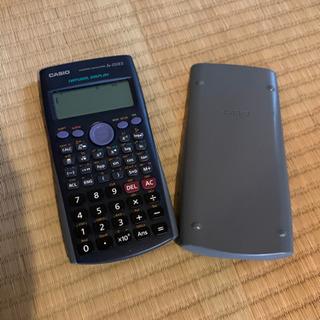 カシオの数学用電卓