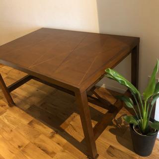 大人気家具ブランド✴︎ACME✴︎天然木ダイニングテーブル
