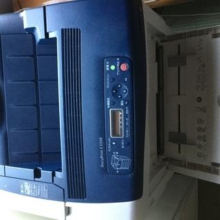 富士ゼロックスカラーコピーdpc-400d  dpc3350