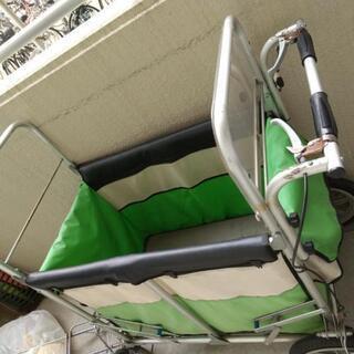 保育 バギー 避難車 散歩車 ベビーカー