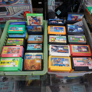 ファミコン ソフト カセット レトロゲーム 在庫多数 1つ100...